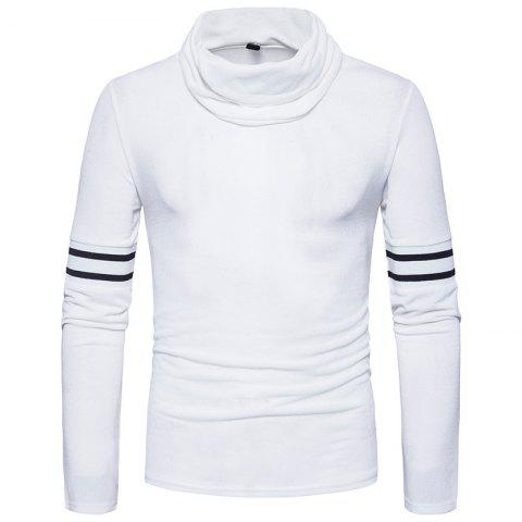 Outfits New Winter Men'S Slim Knit Sweater All-Match Turtleneck