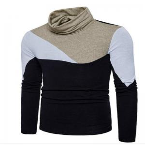 New Men'S Fashion and Leisure Long Sleeved Long Knit Sweater MJ25 -