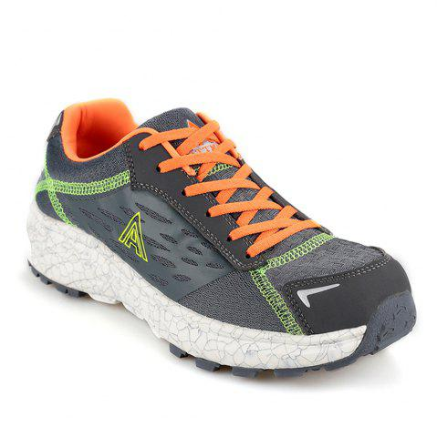 Unique HUMTTO Men's Walking Shoes Lightweight Breathable Trekking Shoes