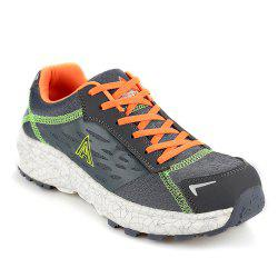 HUMTTO Men's Walking Shoes Lightweight Breathable Trekking Shoes -