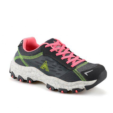 Store HUMTTO Women's Walking Shoes Lightweight Breathable Trekking Shoes