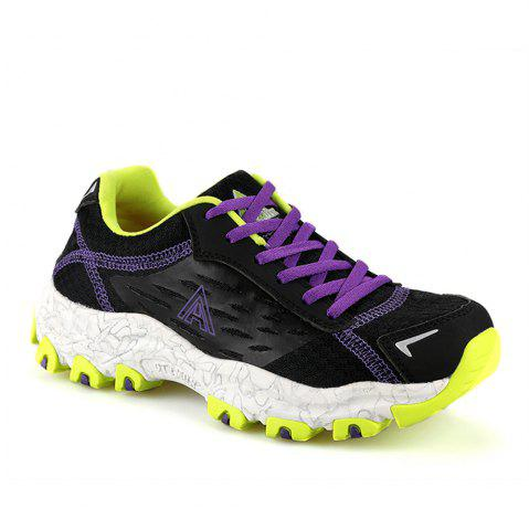 Chic HUMTTO Women's Walking Shoes Lightweight Breathable Trekking Shoes