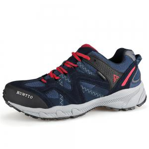 HUMTTO Outdoor Trekking Shoes Men's Climbing Walking Shoes Sneakers -