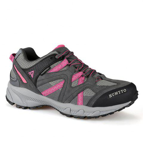Best HUMTTO Outdoor Trekking Shoes Women's Climbing Walking Shoes Sneakers