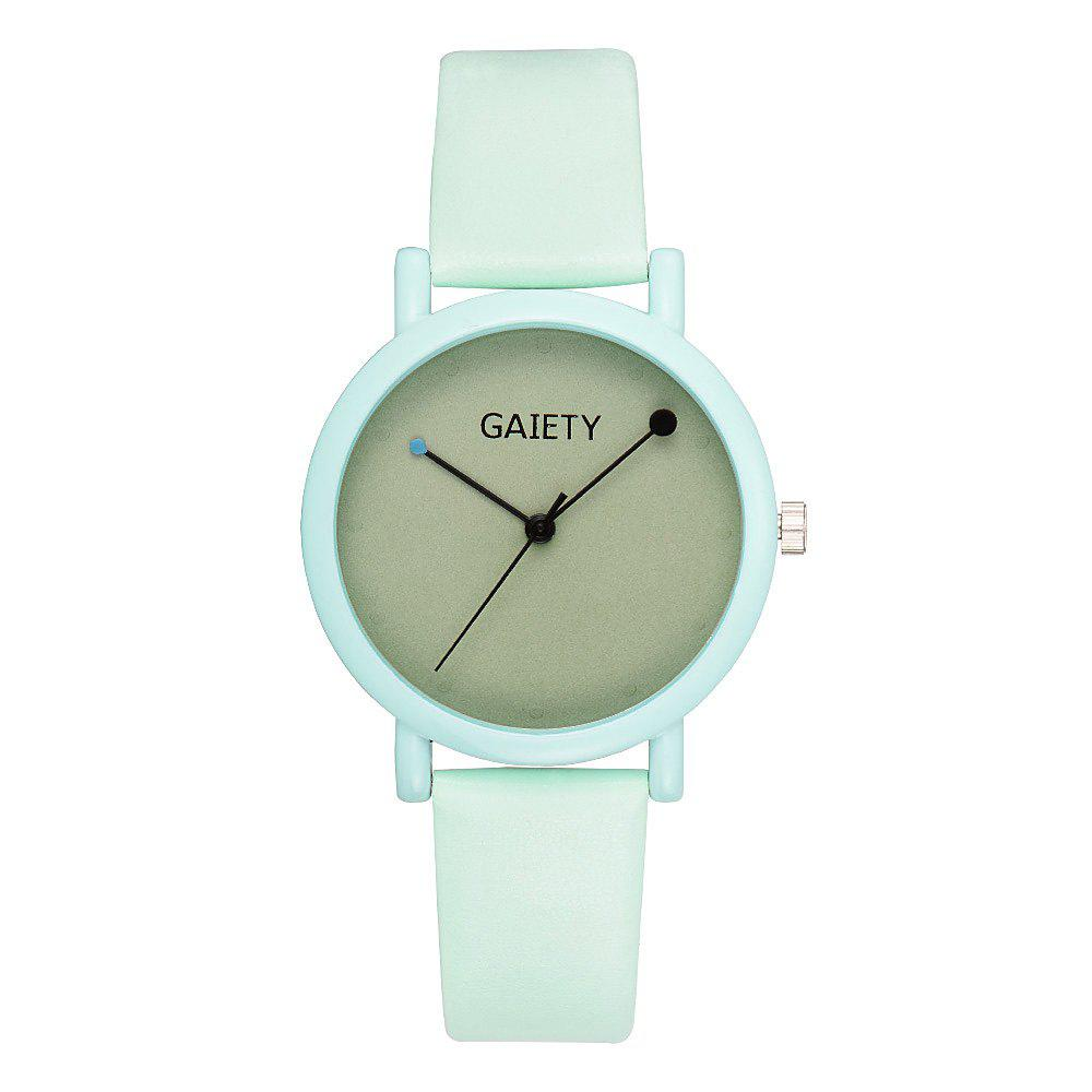 Discount GAIETY G480 Women Casual Leather Band Analog Quartz Wrist Watch