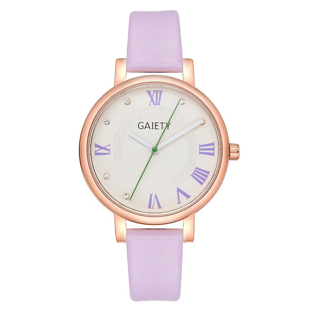Chic GAIETY G481 Ladies Fashion Leather Quartz Watch