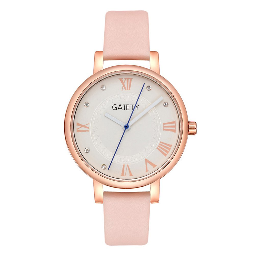 Outfit GAIETY G481 Ladies Fashion Leather Quartz Watch