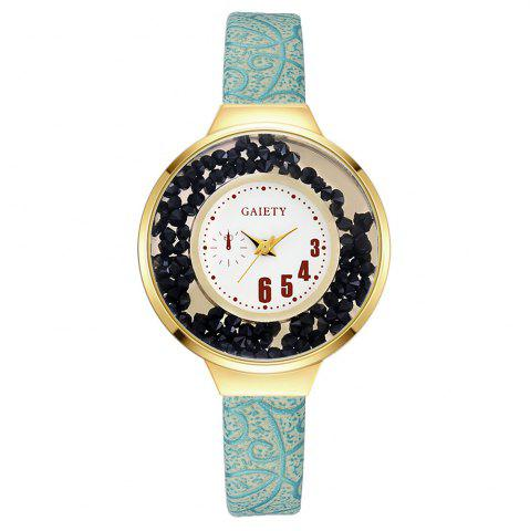 Outfits GAIETY G482 Ladies Quicksand Fashion Quartz Watch