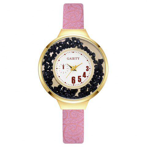 Outfit GAIETY G482 Ladies Quicksand Fashion Quartz Watch