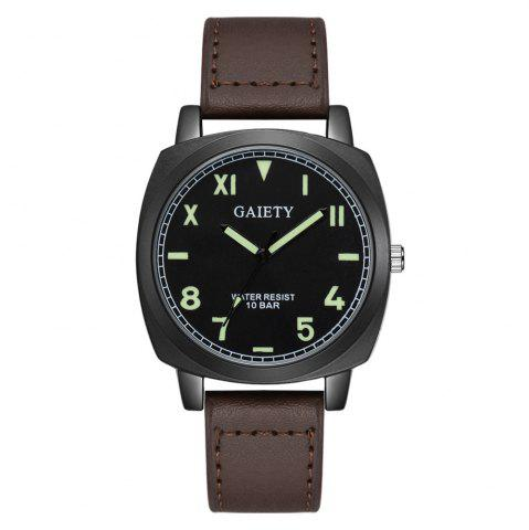 Hot GAIETY G483 Men's Fashion Movement Quartz Watch