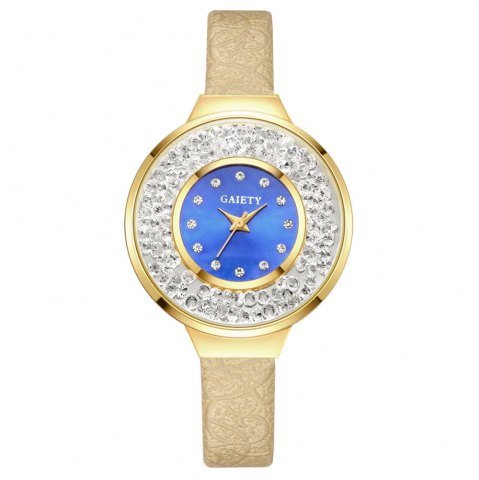Shop GAIETY G484 Ladies Fashion Quartz Watch
