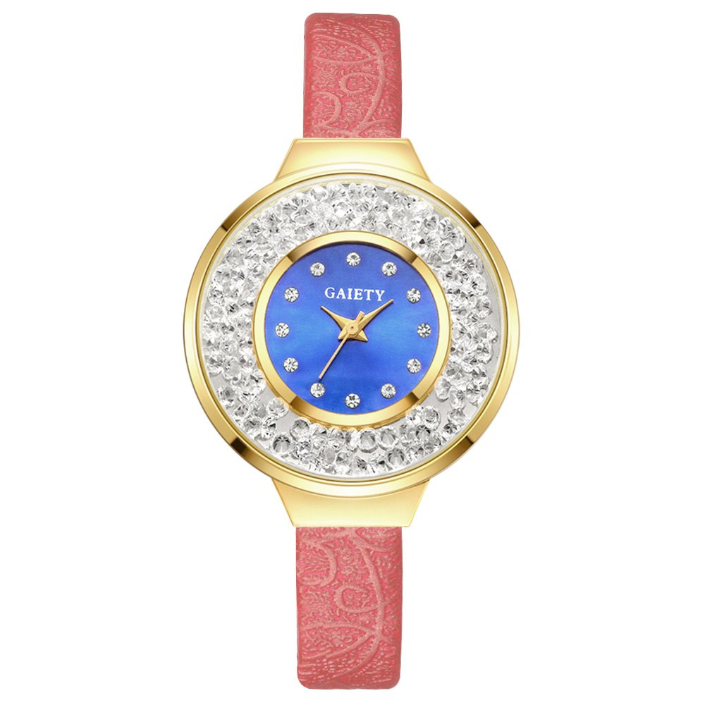 Fashion GAIETY G484 Ladies Fashion Quartz Watch