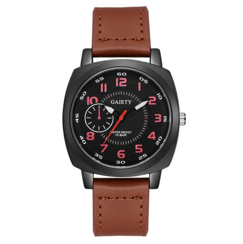 Fashion GAIETY G485 Men's Sports Fashion Watch