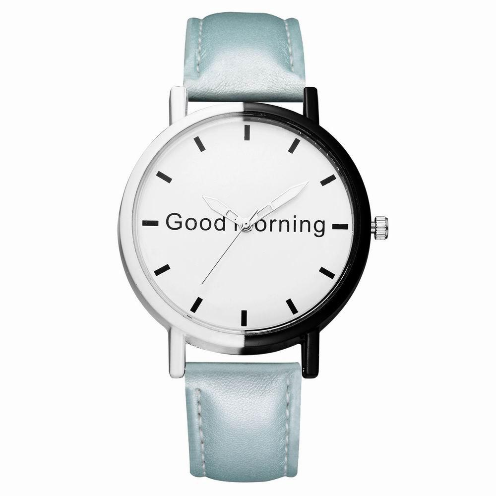 Affordable GAIETY Women's Two Tone Letters Dial Quartz Watch G514