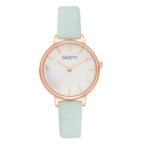 Chic GAIETY G487 Ladies Fashion Candy Color Watch