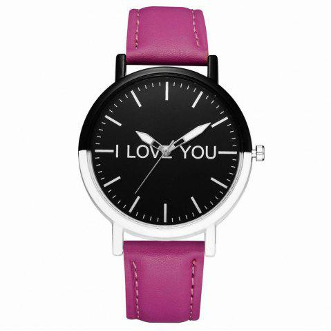Hot GAIETY Women's Two Tone Bezel Leather Strap Wrist Watches G505