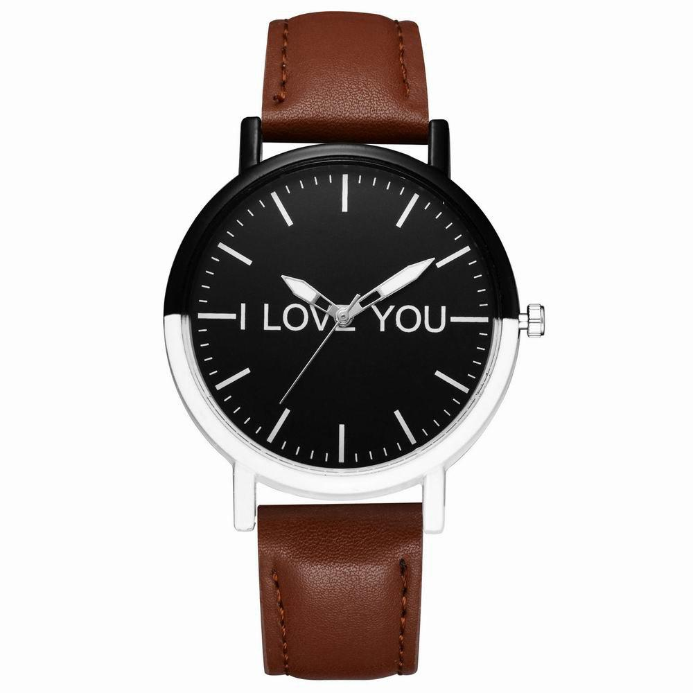 Buy GAIETY Women's Two Tone Bezel Leather Strap Wrist Watches G505