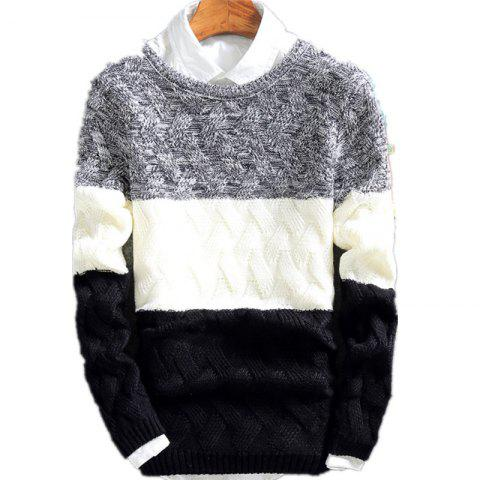 Chic Young Men'S Casual Lounge Sweaters