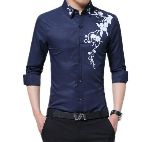 Store Men'S Long Sleeved Print Shirts