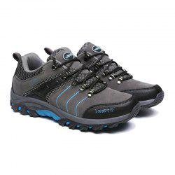 2017 Autumn and Winter New Men'S Hiking Shoes Low To Help Waterproof Hiking Shoes Fashion Sports Outdoor Shoes -