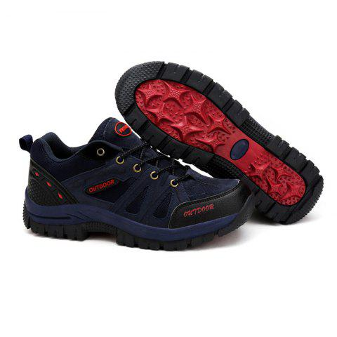 Outfits 2017 Autumn Men Casual Outdoor Shoes Breathable Mesh Non-Slip Wear for Hiking