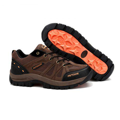 Store 2017 Autumn Men Casual Outdoor Shoes Breathable Mesh Non-Slip Wear for Hiking