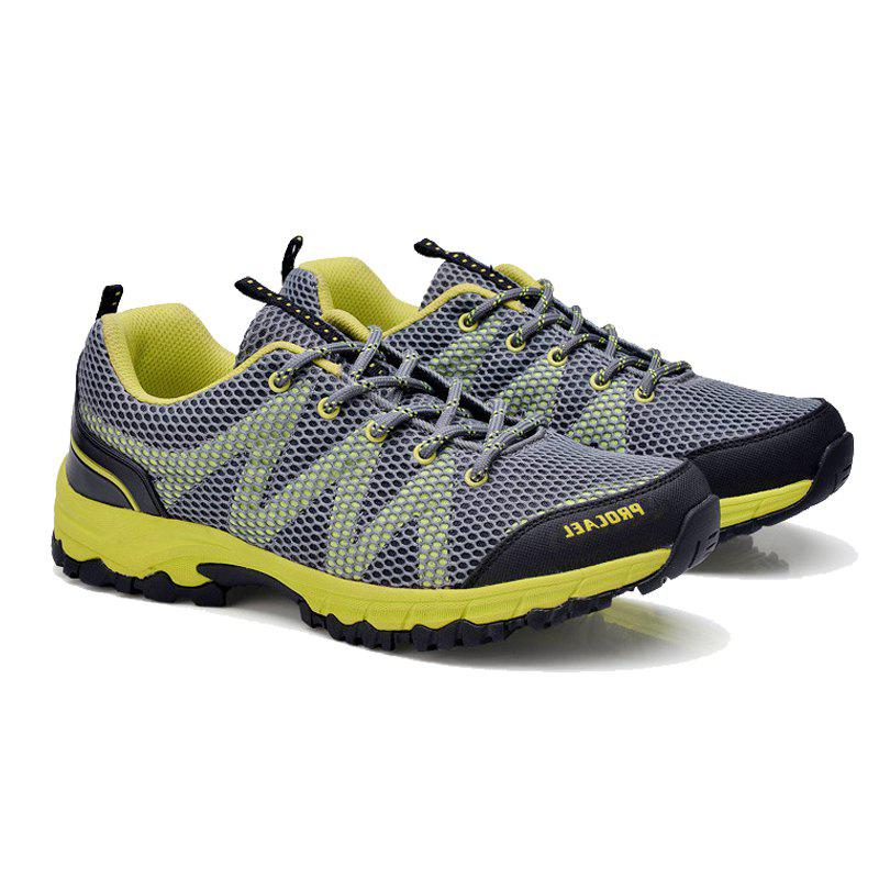 773e8cd3b8d5 Fashion Summer New Casual Outdoor Shoes Men Wear Non-Slip Shoes Breathable  Mesh Youth Wild