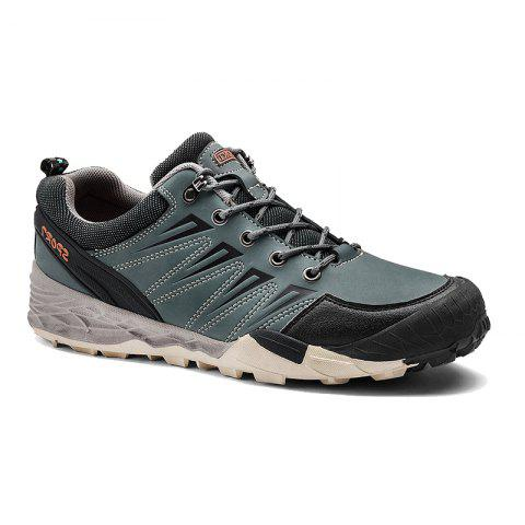 Store 2017 Winter New Large Size Outdoor Shoes Men'Non-Slip Hiking Shoes