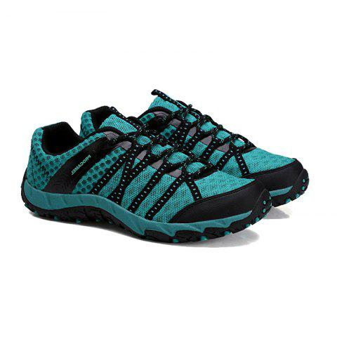 Outfit Autumn Outdoor Air Snow Mountain Hiking Shoes Cloth Shoes Water Speed Interference