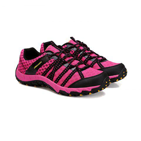 Discount Autumn Outdoor Air Snow Mountain Hiking Shoes Cloth Shoes Water Speed Interference