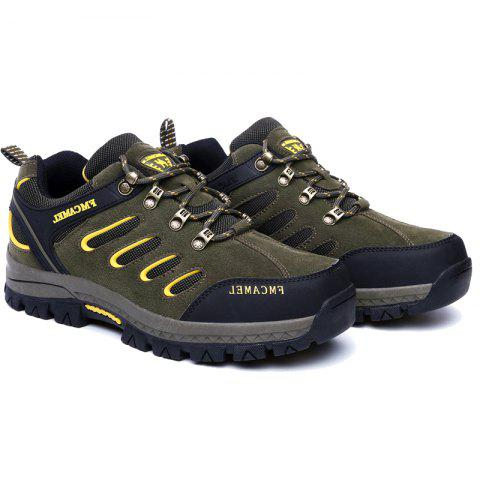 Sale 2017 New Autumn Hiking Shoes Male Anti-Skid Wear Men and Women Hiking Shoes Men'S Outdoor Sports Shoes