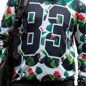 2017 Fall New Large Size Men'S Loose Sweatshirt PCW70057C -