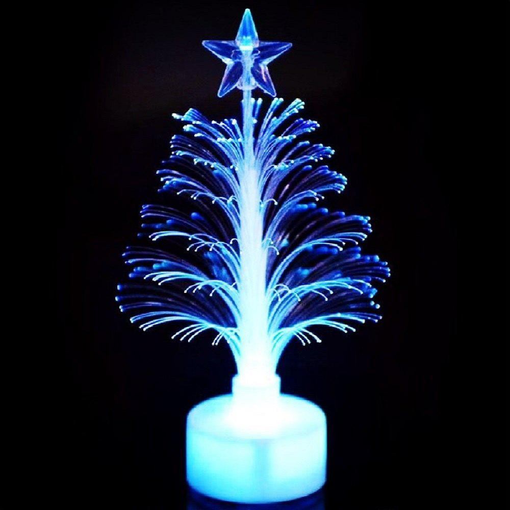 Store Fiber Optic Christmas Tree Mini LED Christmas Tree
