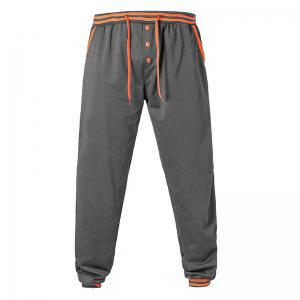 Men'S Trousers  Large Size Casual Pants -