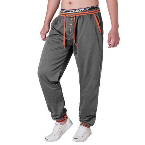 Trendy Men'S Trousers  Large Size Casual Pants
