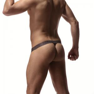 Low-waisted T-thongs in Men's Underwear -