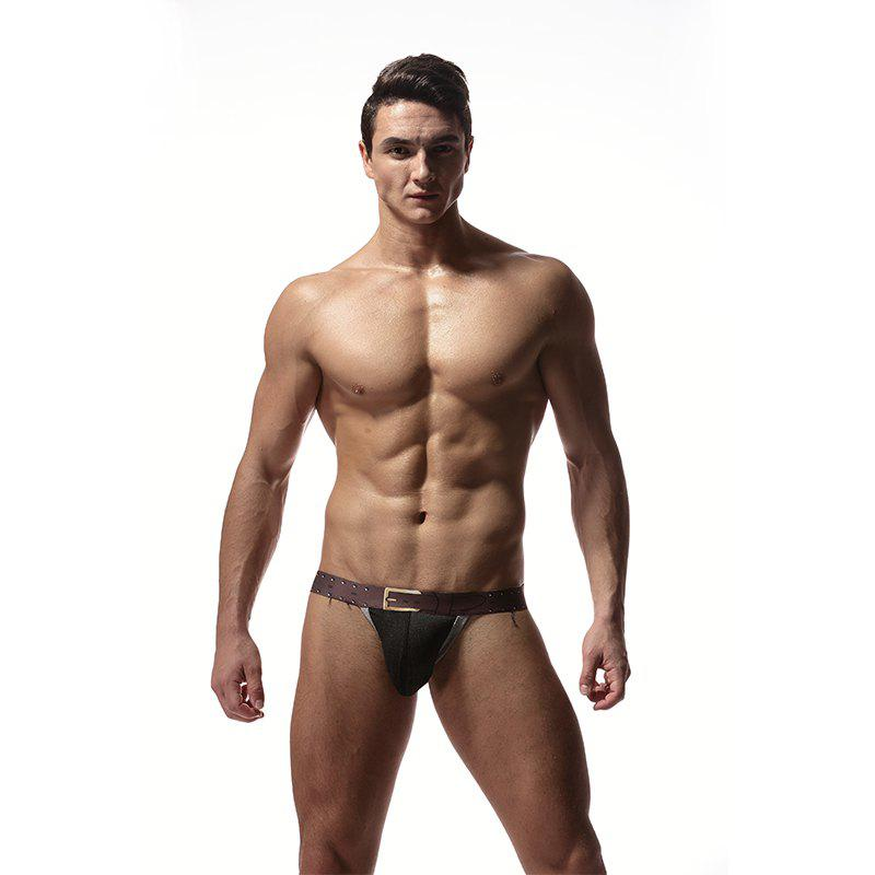 Outfit Low-waisted T-thongs in Men's Underwear