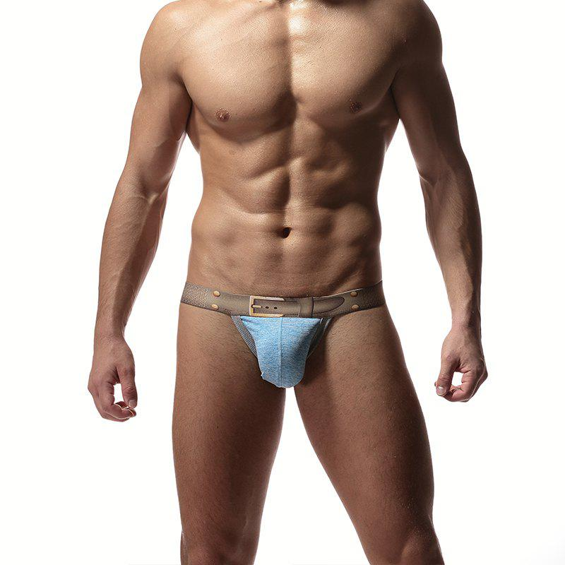 New Low-waisted T-thongs in Men's Underwear