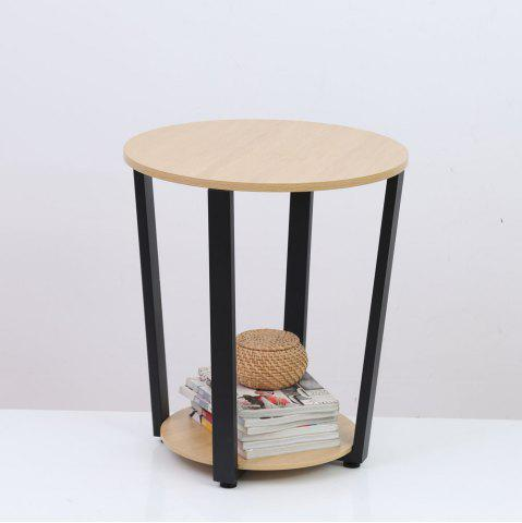 Sale Wooden Desktop Round Table Living Room Side Table Coffee Table