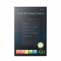 XY - HT1 Liquid Crystal 8.5 Inch Writing Board LCD Computer Handwriting Children Early Teaching Graffiti Painting -