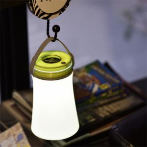 Portable Silicone Night Lamp Charging Receiving LED Multi Function Outdoor Camping Compass -