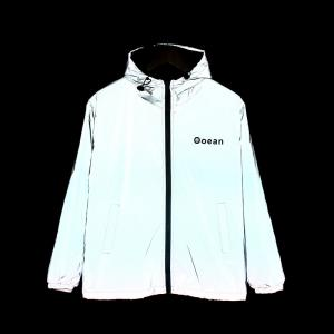 Men's 3M Reflective Running Jacket -