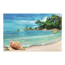Naiyue 6013 Islands Print Draw Diamond Drawing -