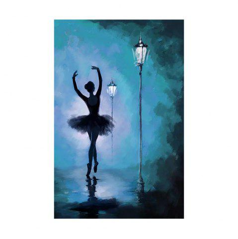 Shop Naiyue 9008 Dancing Girl Print Draw Diamond Drawing