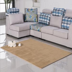 Doormat Modern Style Solid Water Proof Carpet. -