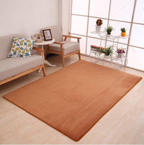 Chic Doormat Modern Style Solid Water Proof Carpet.