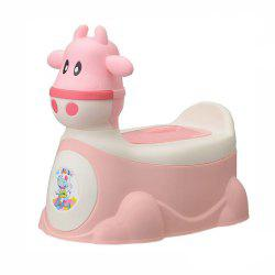 Cow toilet MY01366-blue -