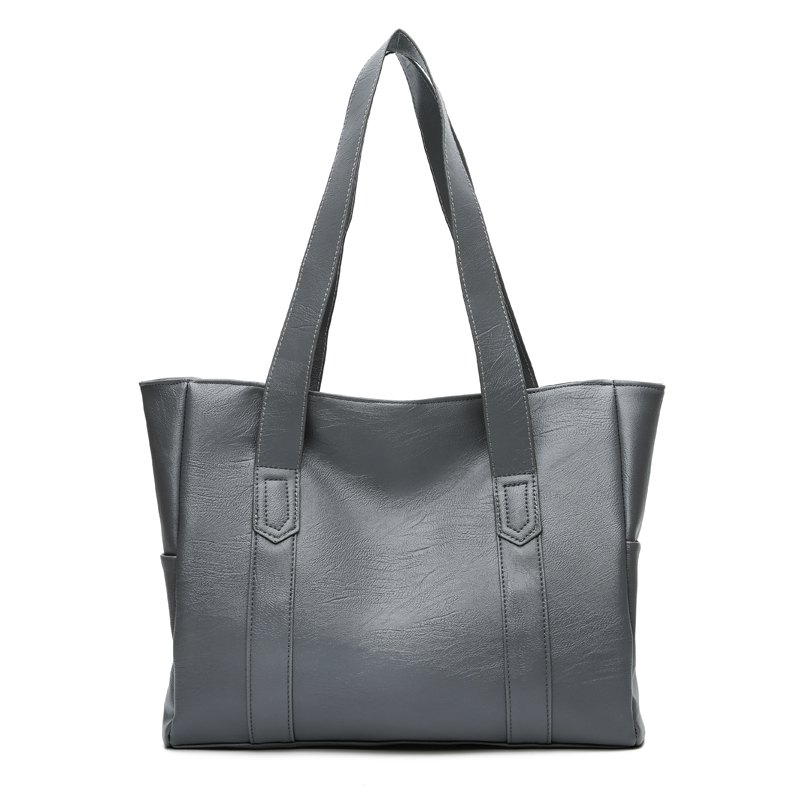 Store The Handbag Is A New Simple Fashion Bag with A Single Shoulder Slanted Bag
