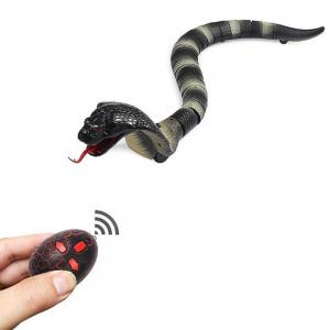 Scary Snake Infrared Remote Controlled Toy -