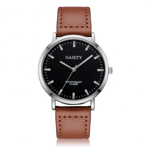 Outfit GAIETY G490 Belt Men's Business Fashion Watch